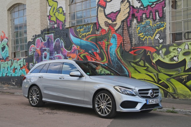 Appealing to drivers of all ages. Fresh on the outside, very S-class inside.